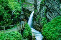 Thur Wasserfall  bei  Unterwasser