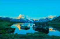 Stellisee     Zermatt