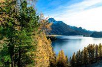 Silsersee – der schönste Oberengadiner See.