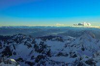 Alpstein hoch