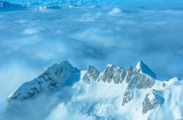Wandern im  Nebelmeer