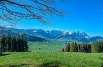 Frühling wirds auch im Appenzellerland