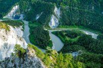 Die Rheinschlucht – der Swiss Grand Canyon