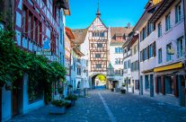 Unter-(Stadt)tor von Stein am Rhein