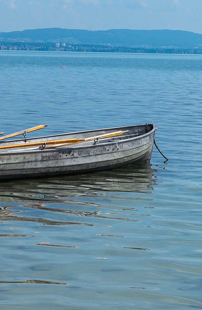machen wie  eine Bootsfahrt