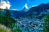 Zermatt 1'608 mü. M
