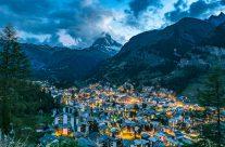 Zermatt  geht  schlafen