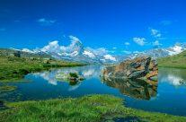 Die Bilder des Stellisees gehen rund um die Welt. – Juli