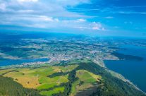 Rigi Kulm (1'798 M.ü.M.) ist der höchste Gipfel der Rigi und bietet ein einzigartiges 360° Panorama.