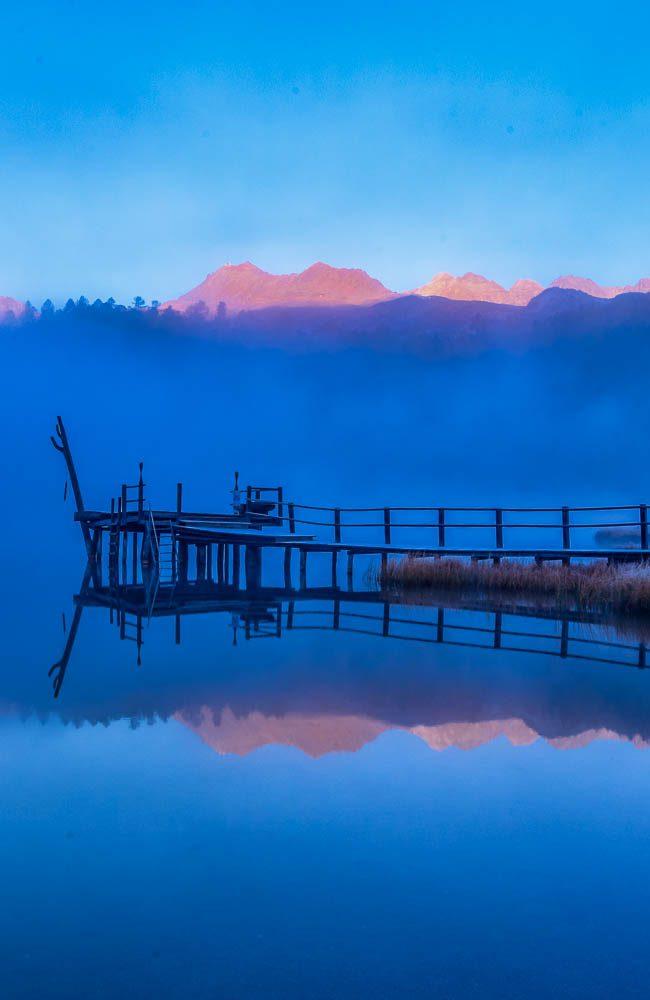 Der Stazersee ist ein Bergsee in der Engadiner Gemeinde Celerina/Schlarigna im Kanton Graubünden