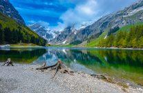 Der Seealpsee: Naturjuwel im Appenzellerland