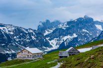 Die Alpsigel, der Ausgangspunkt für Wanderungen – auch für Familien geeignet.