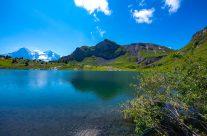 Der Sulssee ist ein kleiner, klarer See auf 1920 m.ü.M. nahe der Lobhornhütte SAC
