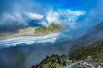 Das Aletschgebiet gehört zum UNESCO-Welterbe