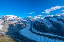 Gornergrat glacier   –  Gornergrad   Gletscher