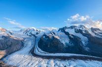 Gornergrad- Gornergrat glacier