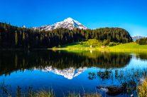 Der Golzernsee, auch Golzerensee geschrieben, ist ein Bergsee im Urner Maderanertal.