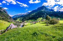 Wanderung ins wildromantische Maderanertal mit reicher Pflanzenwelt und toller Bergkulisse
