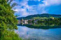 Stein am Rhein (im Ortsdialekt Staa,