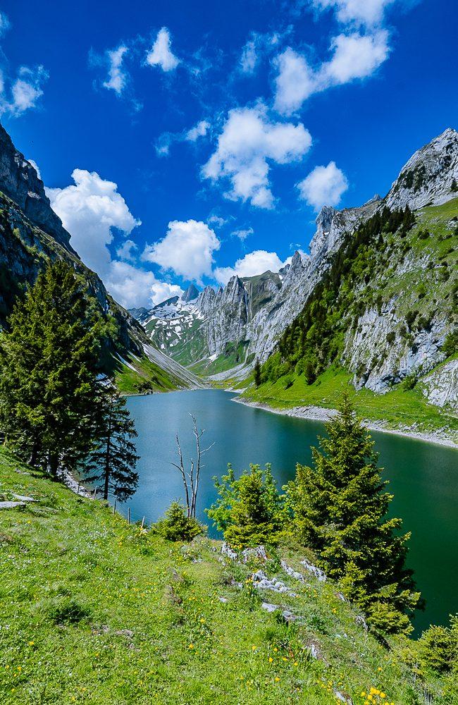 Fälensee das  Juwel im  Alpstein